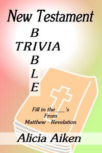 bible trivia final